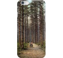 Mr. & Mrs. Adventure iPhone Case/Skin