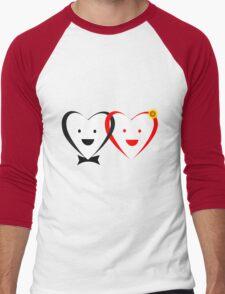 Boy & Girl Men's Baseball ¾ T-Shirt