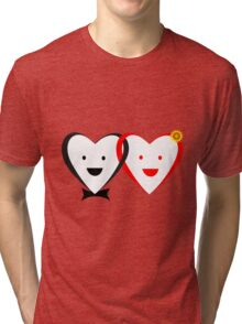 Boy & Girl Tri-blend T-Shirt