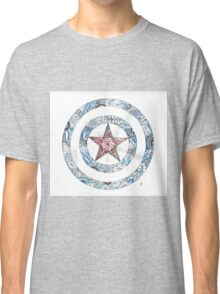 Stars and Stripes Shield Classic T-Shirt