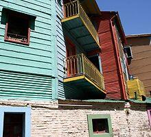 La Boca, Buenos Aires, Argentina by Deb22