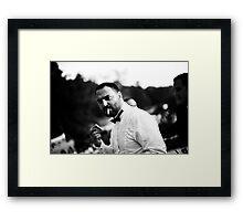 Godfather Framed Print