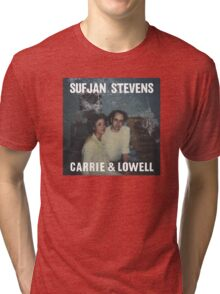 Sufjan Stevens - Carrie & Lowell Tri-blend T-Shirt