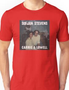 Sufjan Stevens - Carrie & Lowell Unisex T-Shirt