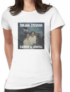 Sufjan Stevens - Carrie & Lowell Womens Fitted T-Shirt