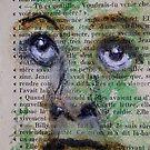 Face, Bernard Lacoque-75 by ArtLacoque