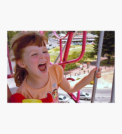 Childs play! Photographic Print