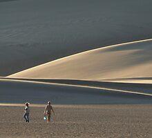 #546   Two On The Dunes by MyInnereyeMike