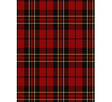 00394 Brodie Clan/Family Tartan  Photographic Print