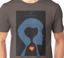 E.T., The Extra Terrestrial Unisex T-Shirt