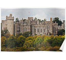 Arundel Castle Poster