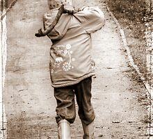 A Stick is Very Important When You Are Only Four! by Colin Metcalf