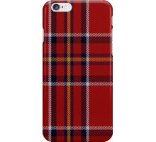 00395 Brodie (W & A Smith) Clan/Family Tartan  iPhone Case/Skin