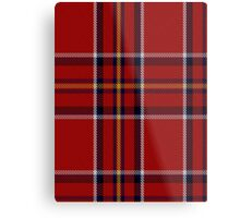 00395 Brodie (W & A Smith) Clan/Family Tartan  Metal Print