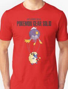 Pokemon meets Metal Gear Solid T-Shirt