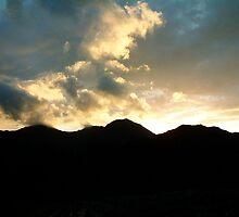 Snowdon Range by Paul  Green