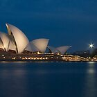 Sydney Opera House by technokitty