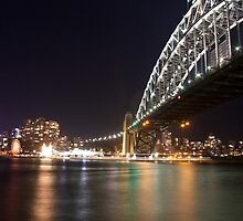 Sydney Harbour Bridge by technokitty