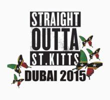 Straight Outta St. Kitts - Dubai 2015 by JVanessar