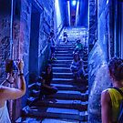 The Blue Lights of Bourges by MarcW