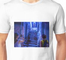 The Blue Lights of Bourges Unisex T-Shirt