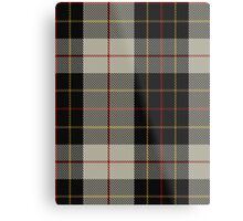00396 Brodie Fashion Tartan  Metal Print