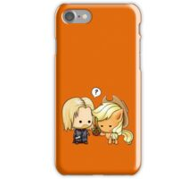 Boromir & Applejack iPhone Case/Skin