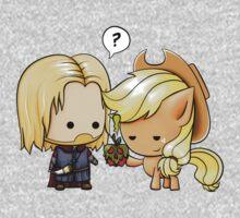 Boromir & Applejack Kids Clothes