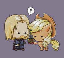 Boromir & Applejack Kids Tee