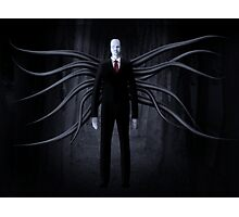 Slender Man is Always Watching Photographic Print