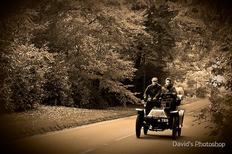 Sunday Motoring by David's Photoshop