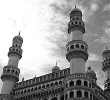Charminar @ Hyderabad by alokojha