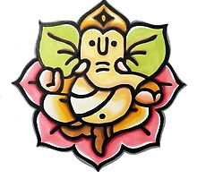 Ganesha  by bohooutfitters
