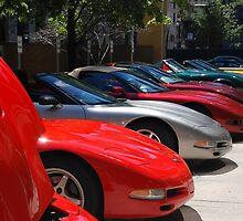 Corvette Event Chicago, IL. by zwrr16