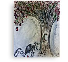 Forbidden Fruit of Mine Canvas Print