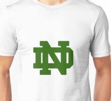 Notre Dame green Unisex T-Shirt