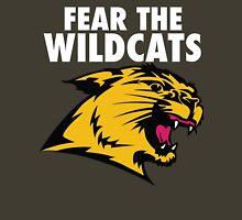 Fear the Wildcats Northern Michigan University Unisex T-Shirt