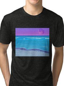 Beyond The Earth Tri-blend T-Shirt