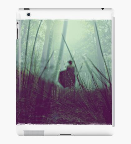 i tried to wash away the stains on my heart but they seem to be incorrigible.  iPad Case/Skin