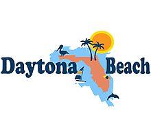 Daytona Beach. Photographic Print