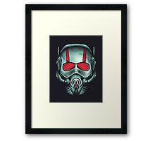 Ant-hero Framed Print