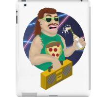 Party Animal - Ginger iPad Case/Skin