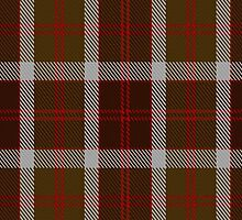 00398 Bannockbane Brown Tartan #1 by Detnecs2013