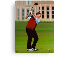 Jack Nicklaus painting Canvas Print