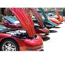 Corvette Event Chicago, IL. II Photographic Print
