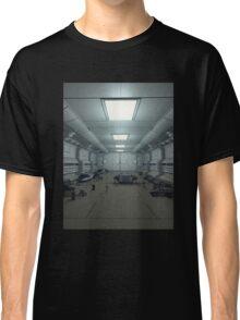Space Station Hanger Deck Classic T-Shirt