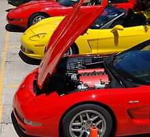 Corvette Event Chicago, IL. III by zwrr16
