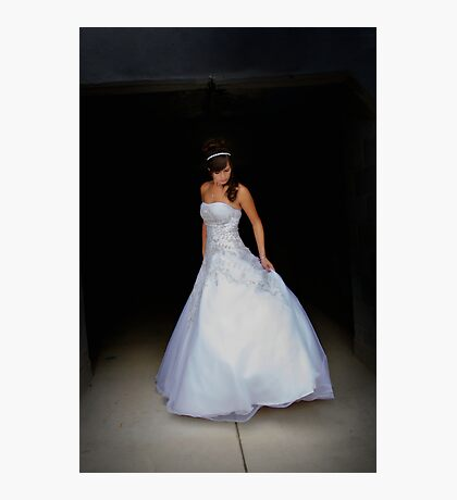 It's the Perfect Dress Photographic Print