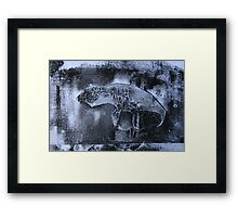 Stray Framed Print
