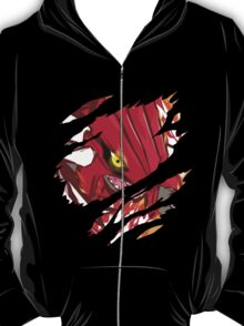 pokemon groudon anime manga shirt T-Shirt